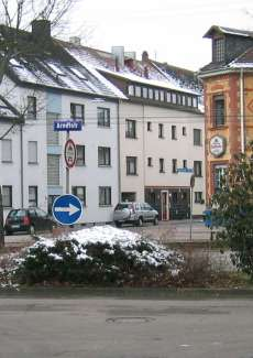 Herrenalber Straße Karlsruhe